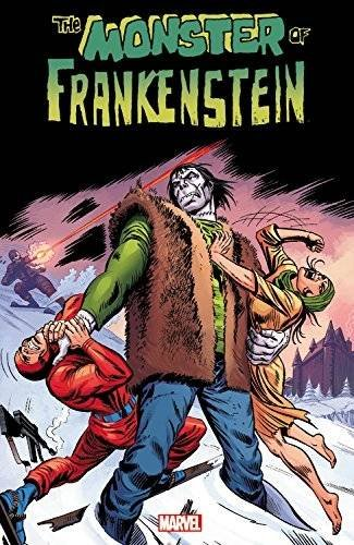 9780785199069: Monster of Frankenstein 1