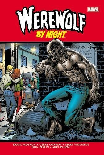 9780785199083: Werewolf by Night Omnibus