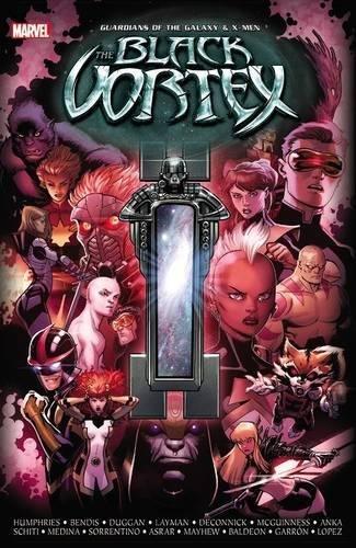Guardians of the Galaxy & X-Men: The Black Vortex (Paperback): Sam Humphries