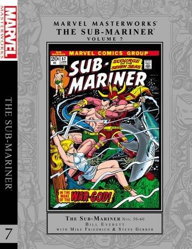 9780785199151: MMW SUB MARINER HC 07 (Marvel Masterworks: Sub-Mariner)