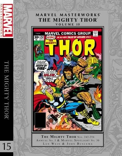 9780785199199: Marvel Masterworks: The Mighty Thor Vol. 15