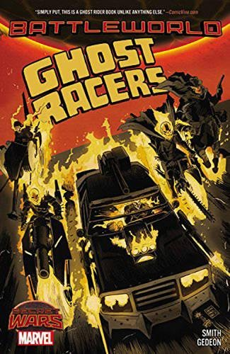 9780785199212: Ghost Racers