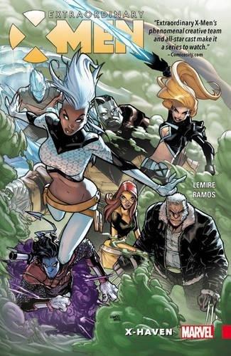 9780785199342: Extraordinary X-men Vol. 1: X-haven