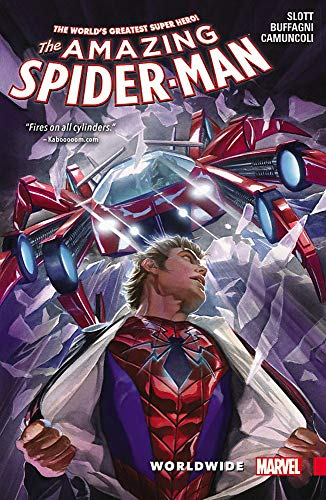 Amazing Spider Man Worldwide Volume 2