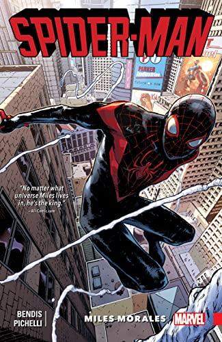 Spider Man Miles Morales Volume 1