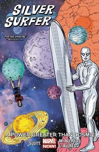 9780785199700: Silver Surfer Vol. 5: A Power Greater Than Cosmic