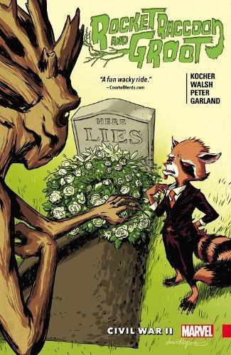 9780785199748: Rocket Raccoon & Groot Vol. 2: Civil War Ii