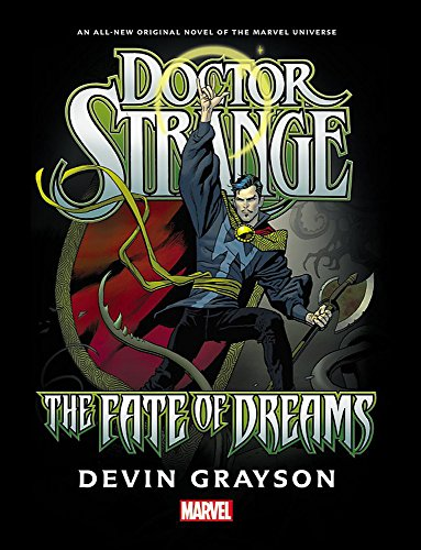 Doctor Strange Prose Novel Format: Hardcover