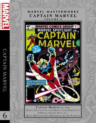 9780785199946: Marvel Masterworks: Captain Marvel Vol. 6