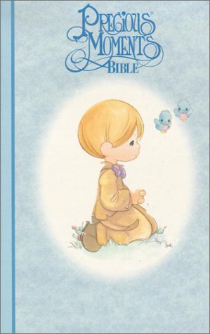 9780785200468: Precious Moments Bible, Small Hands Edition