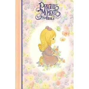 9780785200475: Precious Moments Bible: Small Hands Edition