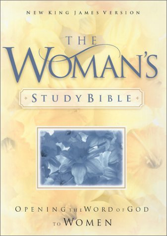 The Woman's Study Bible: Opening The Word Of God To Women: Thomas Nelson