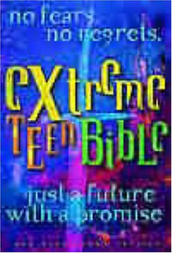 Bible The Extreme Teen Bible 90