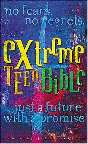9780785200826: Extreme Teen Bible: New King James Version