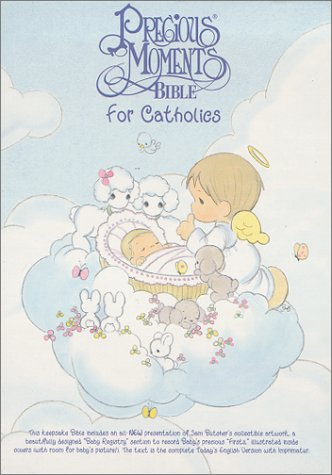 9780785200833: Precious Moments Bible for Catholics