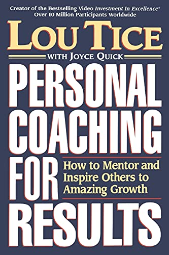9780785200871: PERSONAL COACHING FOR RESULTS