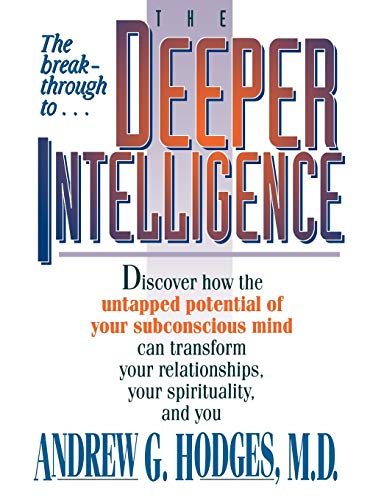 9780785200895: The Deeper Intelligence