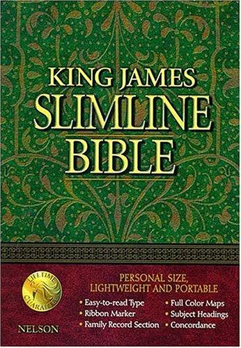 9780785200925: The Kjv Slimline Bible