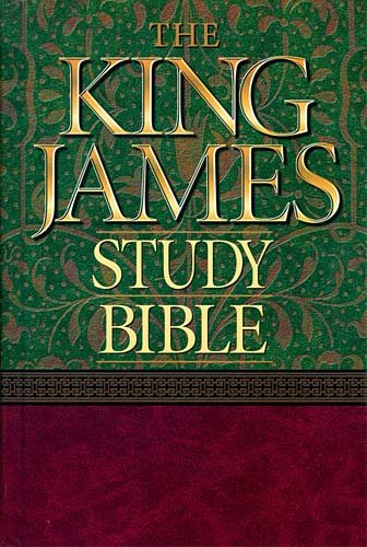 9780785201717: Holy Bible King James Version Study Bible (Black)