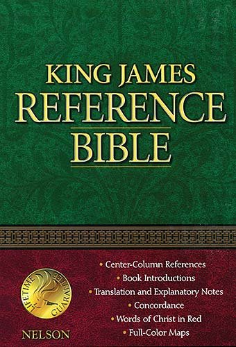 Holy Bible King James Version Nelson Reference: Thomas Nelson