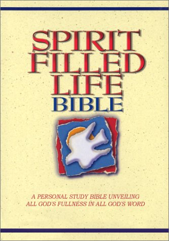 9780785202073: Spirit Filled Life Bible : New King James Version - a Personal Study Bible Unveiling All God's Fullness in All God's Word