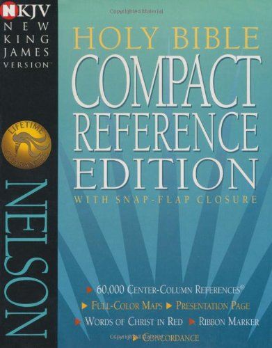 9780785202127: Compact Reference Bible-NKJV