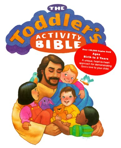 9780785202189: Toddlers Bible