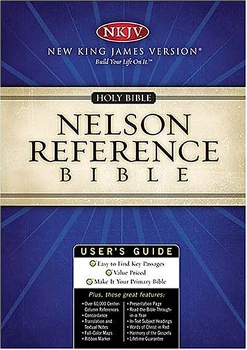 9780785202233: Holy Bible New King James Version Nelson Reference Bibles