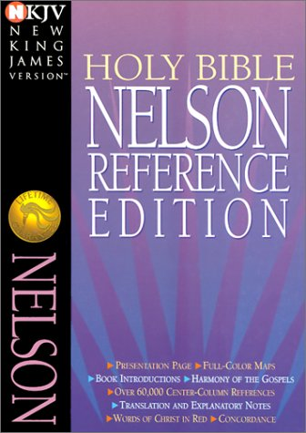 9780785202301: Holy Bible: New King James Version, Burgundy, Reference Edition