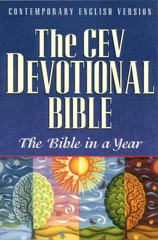 Bib: The Promise Devotional Bible - The: Anonymous