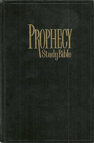 9780785203421: New King James Version Indexed Prophecy Study Hardcover