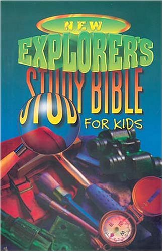 9780785203865: New Explorer's Study Bible for Kids, New King James Version
