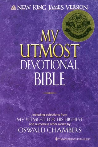 9780785203872: Bible: New King James My Utmost Devotional Bible