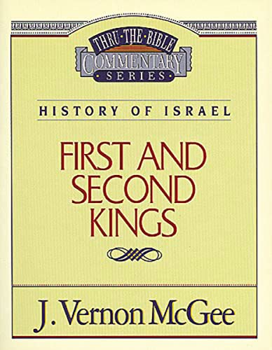 9780785203940: Thru the Bible Vol. 13: History of Israel (1 and 2 Kings)