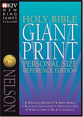 9780785203964: Personal Size Giant Print Reference Edition