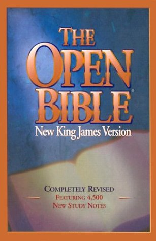 9780785204251: The Open Bible: Featuring 4,500 New Study Notes, With Thumb Index