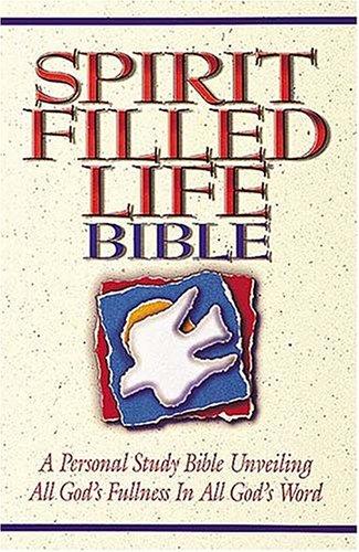 9780785204770: Spirit-filled Life Bible