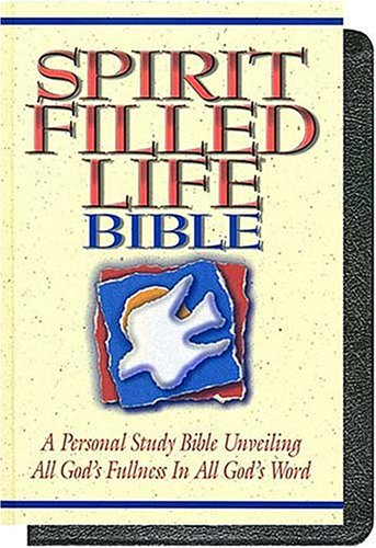 Spirit-filled Life Bible: Thomas Nelson