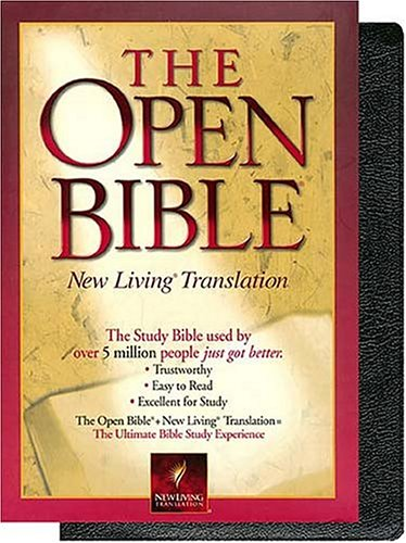 The Open Bible (0785205462) by Thomas Nelson
