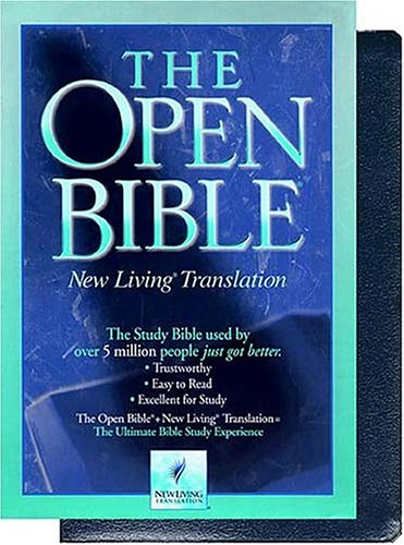 The Open Bible: Thomas Nelson