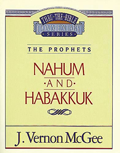 9780785205876: Thru the Bible Vol. 30: The Prophets (Nahum/Habakkuk)