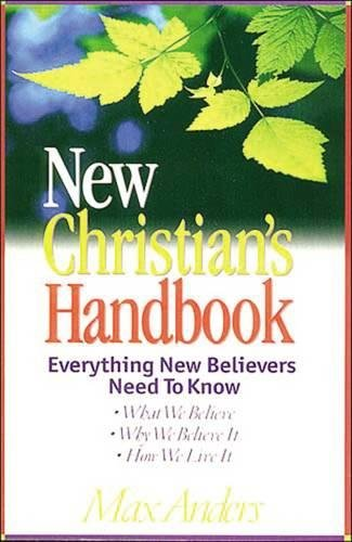 9780785207078: New Christian's Handbook Everything New Believers Need To Know