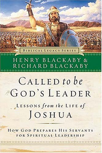 9780785207092: Called to be God's Leader Lessons from the Life of Joshua