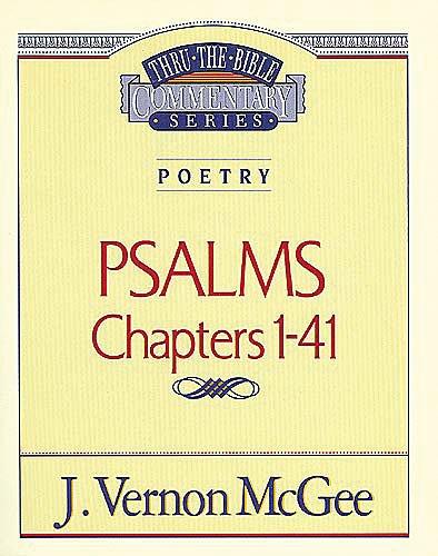 9780785208051: Psalms I (Thru the Bible)