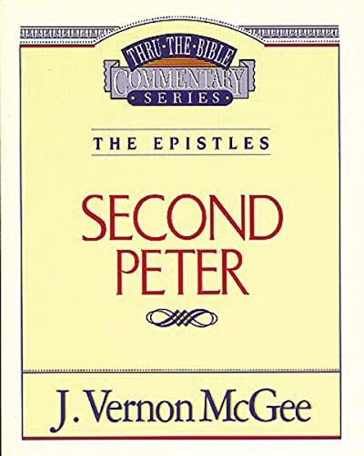 9780785208648: Thru the Bible Vol. 55: The Epistles (2 Peter)