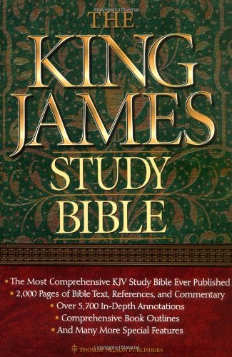 9780785209300: King James Study Bible