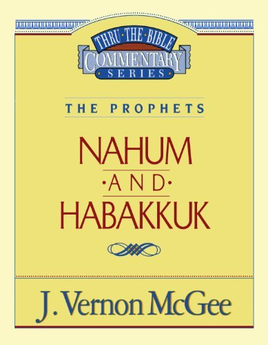 9780785210337: Nahum / Habakkuk (Thru the Bible)