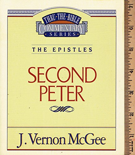 9780785211181: 2 Peter (Thru the Bible Commentary) Second II