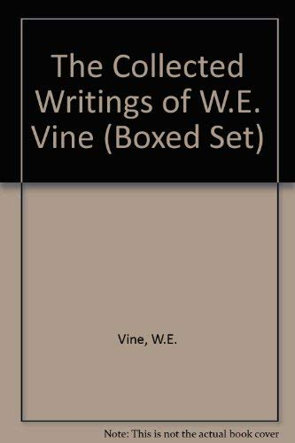 9780785211594: The Collected Writings of W.E. Vine