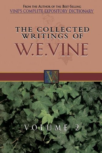 9780785211761: 2: The Collected Writings of W.E. Vine